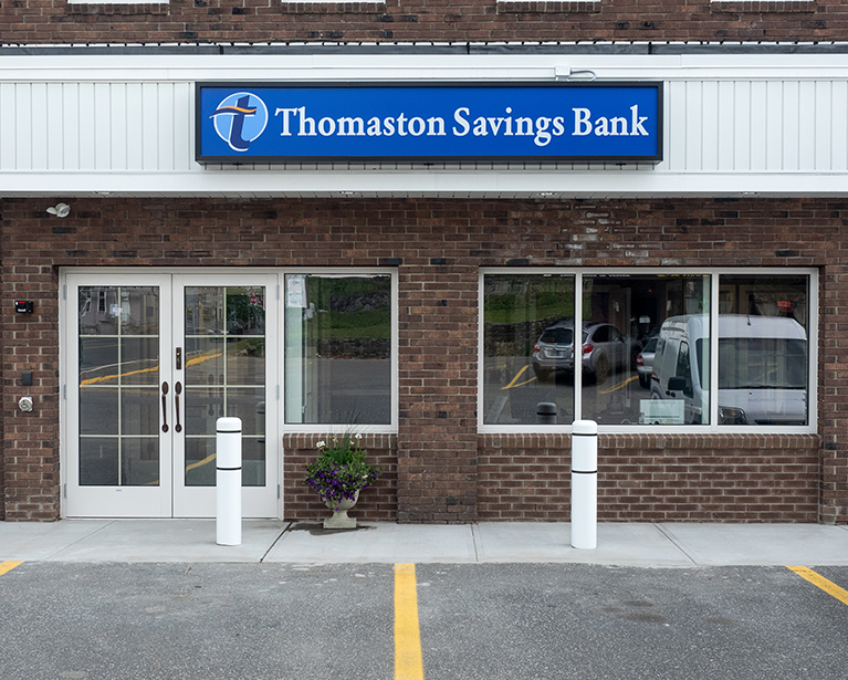 Thomaston Savings Bank in Oakville