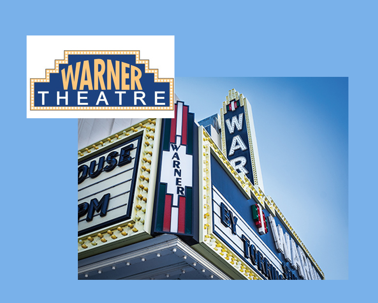 Thomaston ATM at Warner Theater
