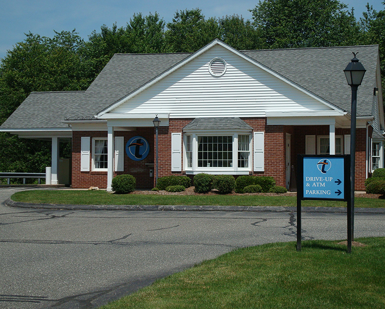 Thomaston Savings Bank in Harwinton.